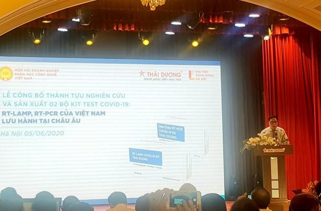 Việt Nam có thêm 2 bộ kit chẩn đoán COVID-19 đạt chuẩn quốc tế - ảnh 1