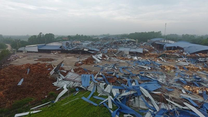 Chuyên gia khí tượng phân tích về cơn lốc xoáy ở Vĩnh Phúc - ảnh 3