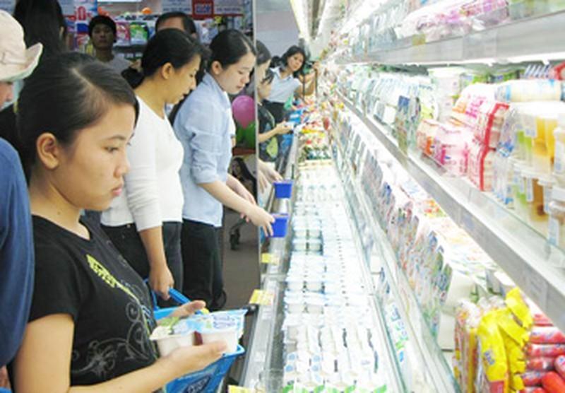 Thêm hai công ty Việt Nam được xuất khẩu sữa sang Trung Quốc - ảnh 1