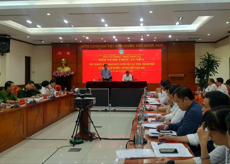 Sau mưa lũ lớn ở Trung Quốc, lo ngại lũ quét các tỉnh phía Bắc - ảnh 1