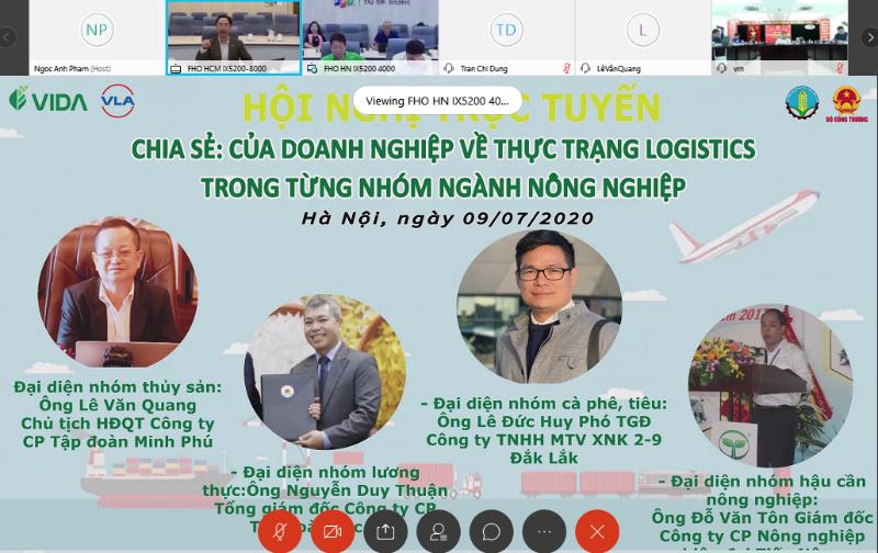 Kỳ lạ: Vận chuyển hàng từ TP.HCM ra Hà Nội gấp đôi sang Mỹ - ảnh 1