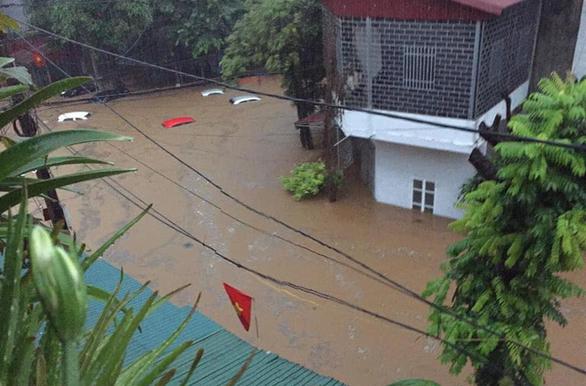 Công điện hỏa tốc của Thủ tướng về mưa lũ ở Hà Giang - ảnh 1