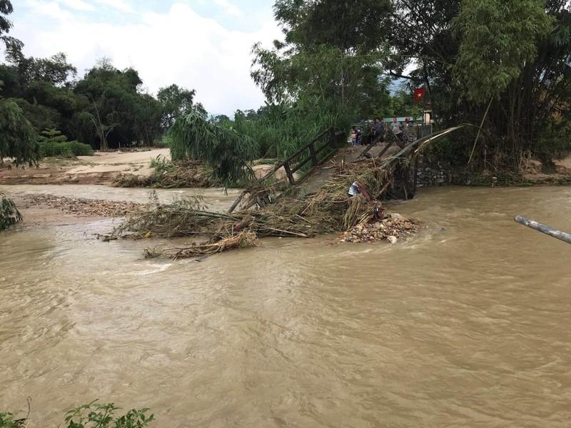 Hà Giang: Lượng mưa kỷ lục từ năm 1961 - ảnh 2