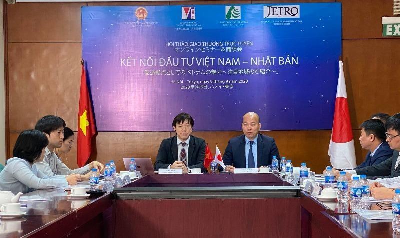 Làn sóng đầu tư của Nhật Bản vào Việt Nam tăng không ngừng - ảnh 1