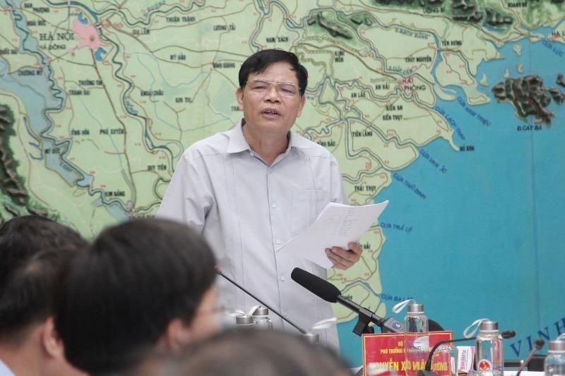 Ngày 18-9, bão số 5 giật cấp 13 vào Quảng Bình - Quảng Nam - ảnh 2