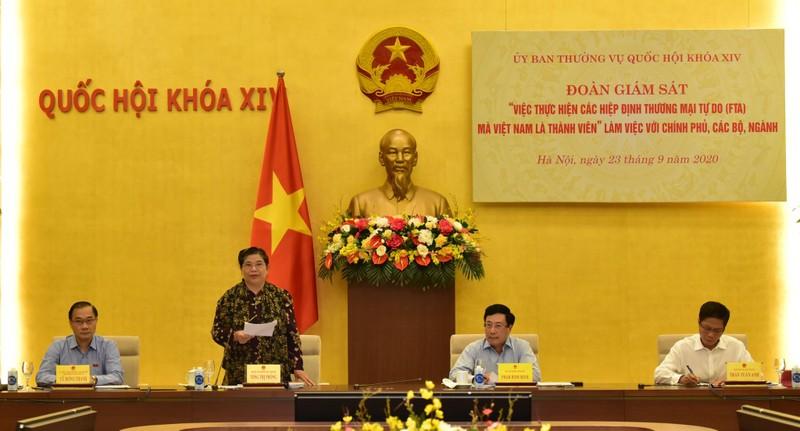 FTA góp phần thúc đẩy GDP của Việt Nam tăng hơn 300% - ảnh 1