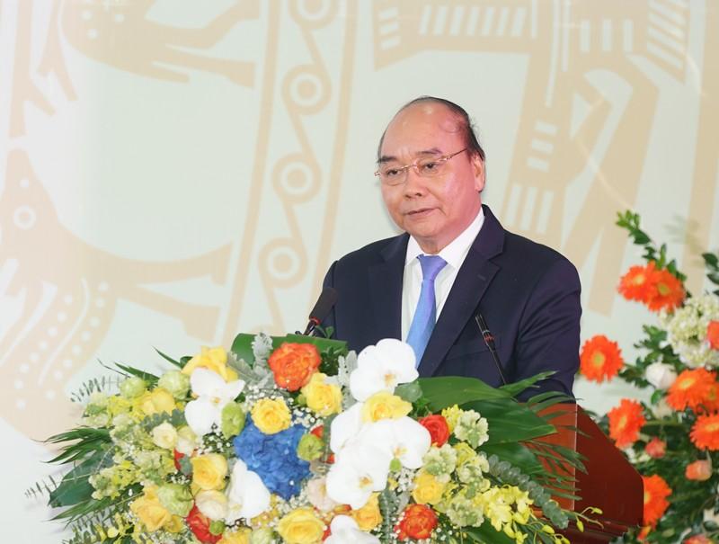 Thủ tướng dự lễ kỷ niệm 75 năm ngành Khí tượng thủy văn - ảnh 1
