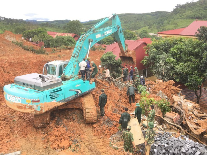 Cảnh báo chi tiết nguy cơ sạt lở đất từ Nghệ An-Quảng Nam - ảnh 2