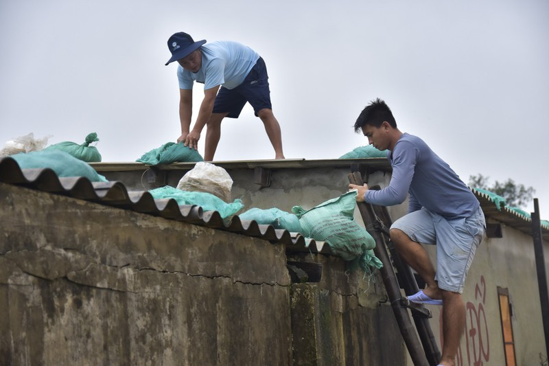 Thủ tướng yêu cầu ứng phó khẩn cấp với bão số 13, giật cấp 17 - ảnh 1