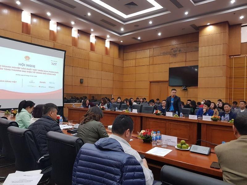Bộ Công Thương sẽ chủ trì, mở gian hàng Việt trực tuyến - ảnh 1