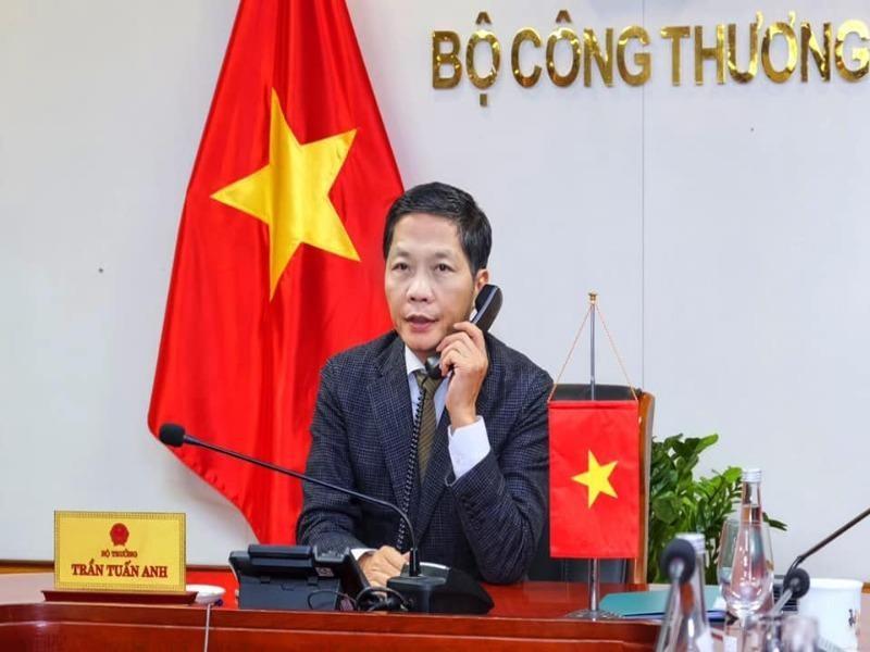Mỹ chưa áp thuế hoặc trừng phạt hàng xuất khẩu của Việt Nam  - ảnh 1