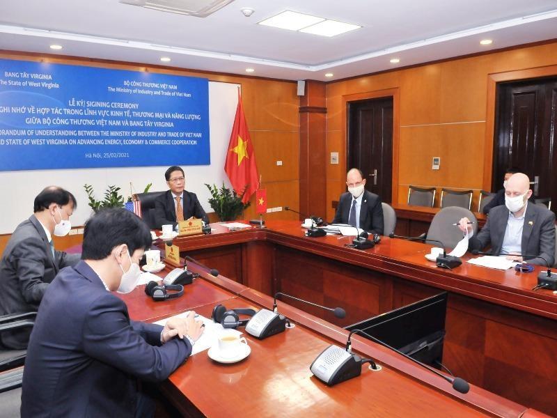 Việt Nam – Bang Tây Virginia tăng cường hợp tác kinh tế - ảnh 1