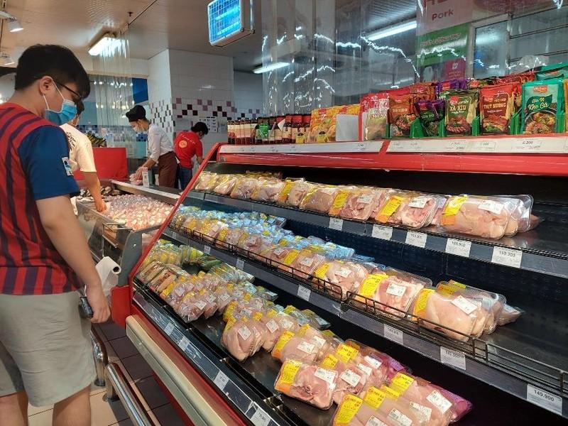 Sau khi 23 siêu thị, cửa hàng đóng cửa: Thị trường Hà Nội ra sao? - ảnh 1