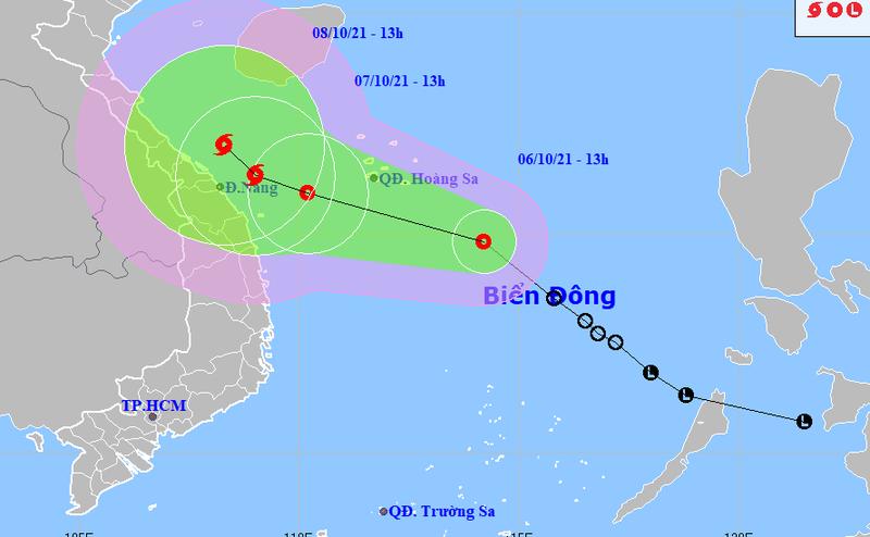 Trung bộ sắp có đợt mưa đặc biệt lớn, khả năng có liên tiếp 2 cơn bão - ảnh 1
