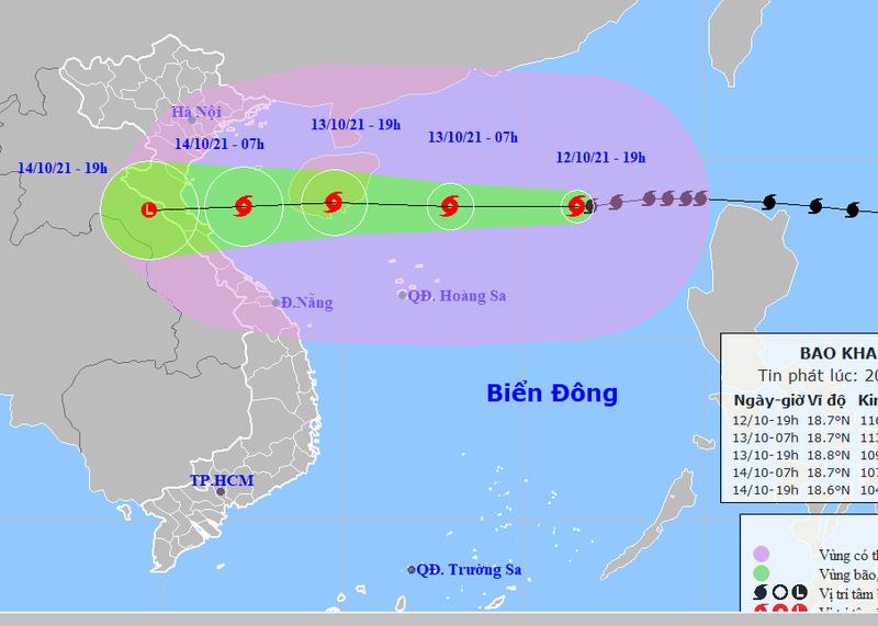 Công điện hỏa tốc của Thủ tướng yêu cầu ứng phó với bão số 8 và mưa lũ - ảnh 2