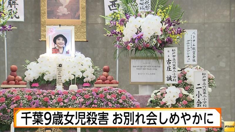 Thi thể bé gái Việt bị sát hại ở Nhật đã về Nội Bài - ảnh 2