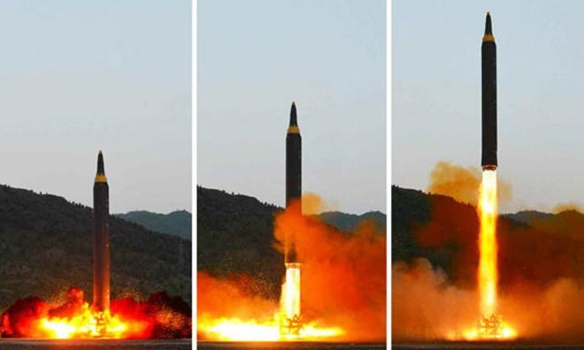 Triều Tiên đã có tên lửa hạt nhân đủ sức bắn tới Mỹ? - ảnh 2