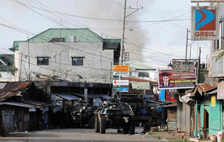 Philippines lo IS đánh chiếm thêm thành phố mới - ảnh 2