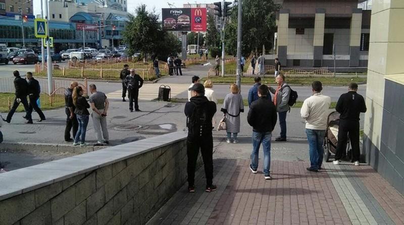 Tấn công bằng dao ở Nga, 7 người nguy kịch - ảnh 2