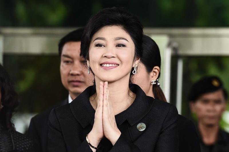 Thái Lan xác nhận bà Yingluck đang ở Anh - ảnh 1