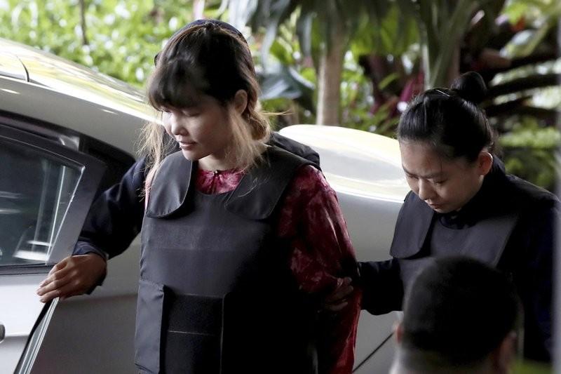 Chuyên gia tìm thấy chất độc VX trên áo Đoàn Thị Hương - ảnh 1