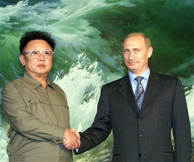 Ông Putin biết Triều Tiên có bom hạt nhân từ năm 2001 - ảnh 1