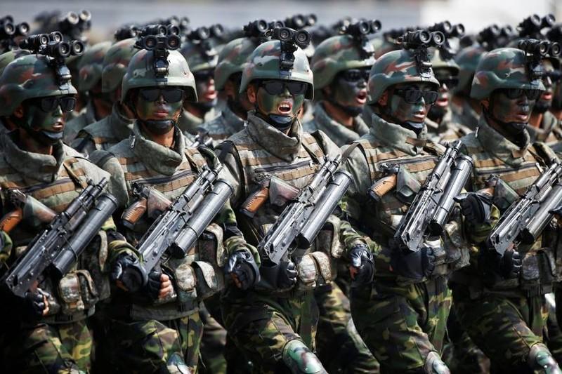 Đặc nhiệm Triều Tiên tập đánh đầu não liên quân Mỹ-Hàn - ảnh 1