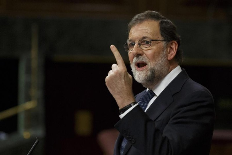 Chính phủ Tây Ban Nha ra tối hậu thư cho Catalonia - ảnh 1