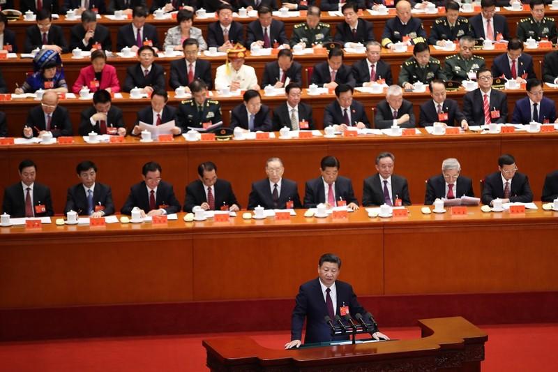 Trung Quốc đưa 'tư tưởng Tập Cận Bình' vào điều lệ Đảng - ảnh 2