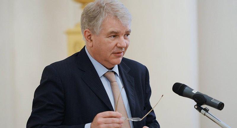 Ông Putin cho thôi chức thứ trưởng Ngoại giao Nga - ảnh 1