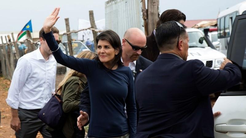 Đại sứ Mỹ được sơ tán khẩn cấp ở Nam Sudan - ảnh 1