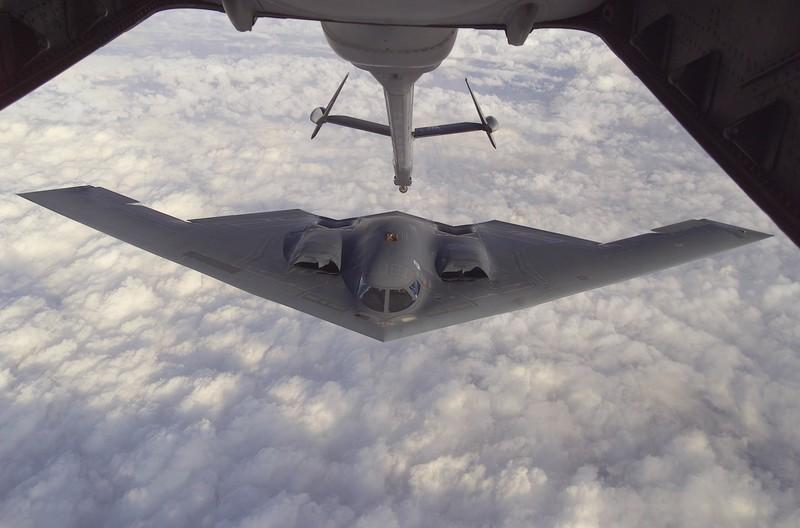 Mỹ điều máy bay đáng sợ nhất tới bán đảo Triều Tiên - ảnh 1