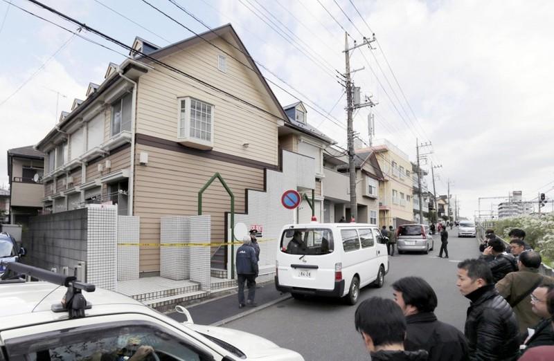 Căn nhà có 9 thi thể không toàn vẹn rúng động Nhật Bản - ảnh 1