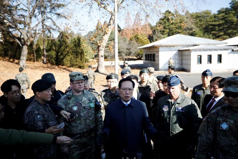 Hàn Quốc cảnh báo Triều Tiên vụ phá lệnh đình chiến - ảnh 1