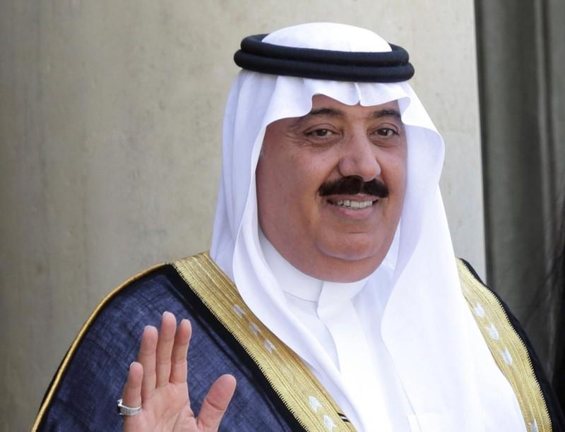 Hoàng tử Saudi Arabia chi 1 tỉ USD thoát tù tội - ảnh 1