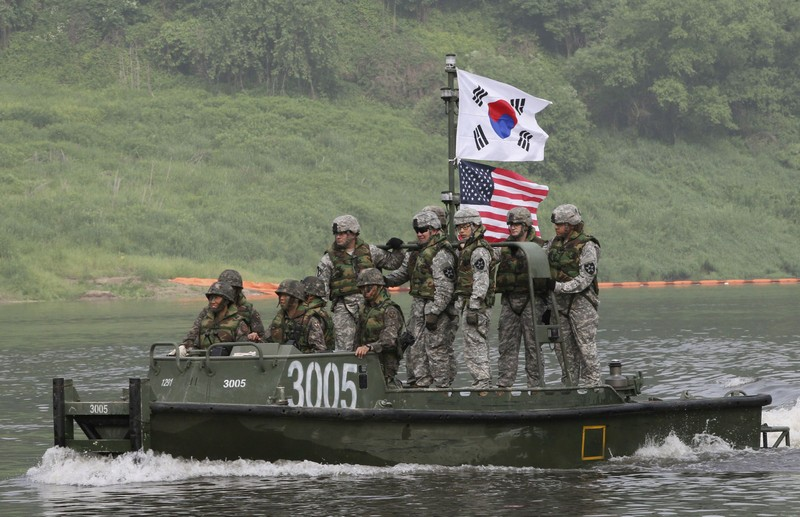 Nga nói Mỹ chịu trách nhiệm cho căng thẳng Triều Tiên - ảnh 2