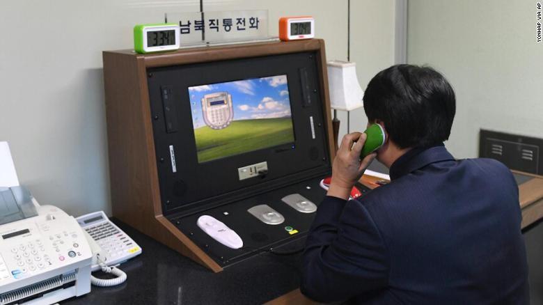 Hàn Quốc gọi Triều Tiên sau 23 tháng, nói những gì? - ảnh 1
