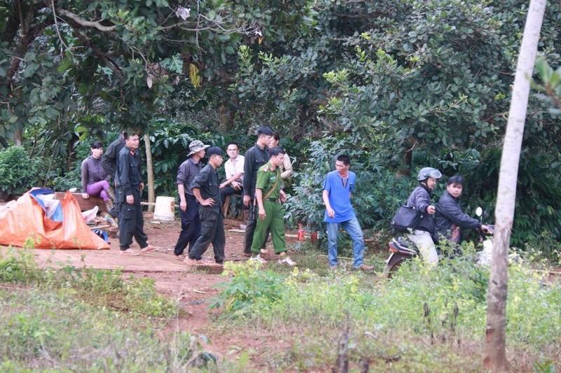 Công ty Long Sơn ở Đăk Nông lại đánh dân nhập viện - ảnh 1