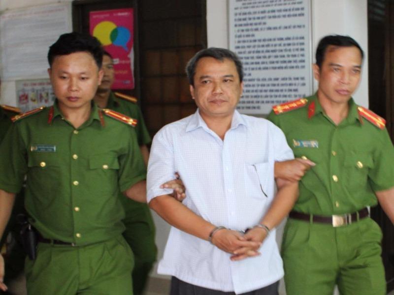 Nguyên giám đốc, phó giám đốc Sở KH&CN Trà Vinh bị bắt - ảnh 2