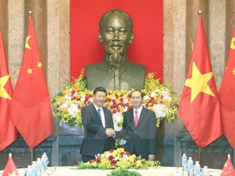 Toàn văn Tuyên bố chung Việt Nam - Trung Quốc - ảnh 2