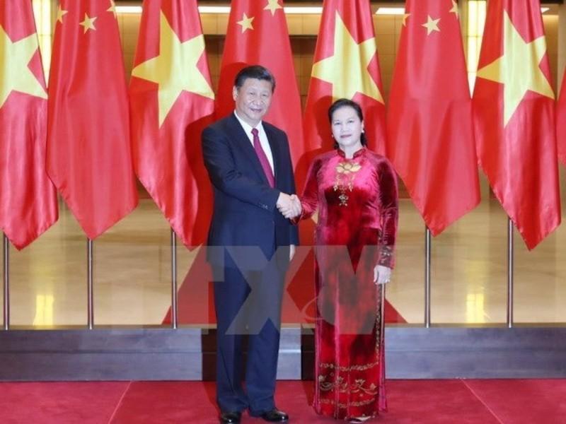Toàn văn Tuyên bố chung Việt Nam - Trung Quốc - ảnh 3