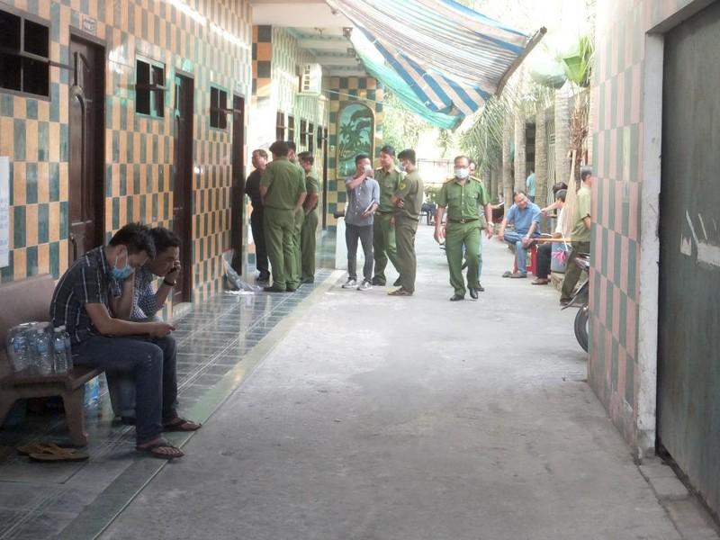 Đôi nam nữ tử vong bất thường tại nhà nghỉ ở Tiền Giang - ảnh 1