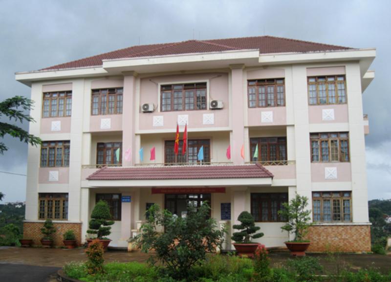 Cảnh cáo Phó ban Thường trực Ban Dân vận Tỉnh ủy Đắk Nông  - ảnh 1