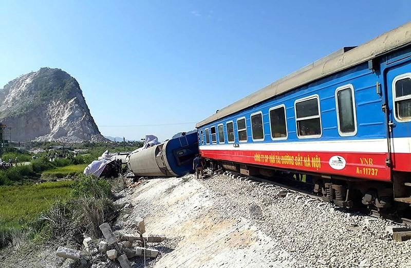 Bộ GTVT thông tin vụ lật tàu kinh hoàng ở Thanh Hóa - ảnh 2
