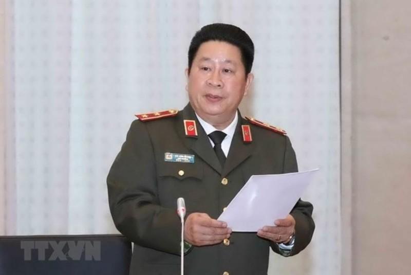 Giáng cấp Trung tướng Bùi Văn Thành xuống đại tá - ảnh 1