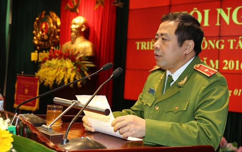 Thiếu tướng Phạm Văn Các làm cục trưởng C47 - ảnh 1