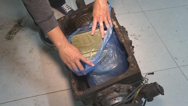 Phát hiện 1 vụ vận chuyển ma túy lớn nhất tại Tây Nguyên - ảnh 3