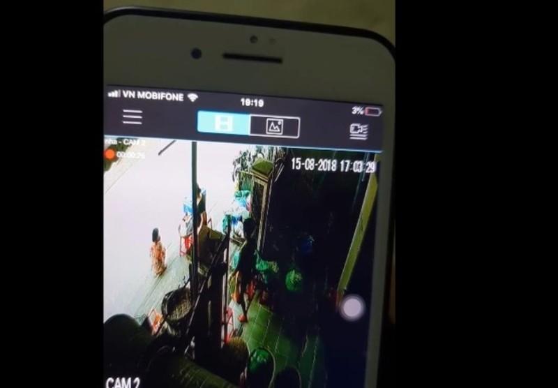 Công an thông tin về clip bắt cóc trẻ em ở Hội An - ảnh 1