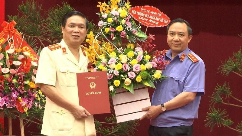 Quảng Ninh có tân Viện trưởng VKS - ảnh 1