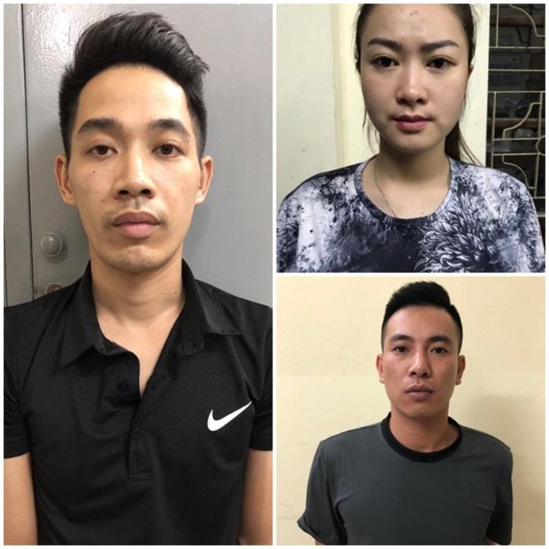 14 người chơi ma túy trong khách sạn tại TP Hạ Long - ảnh 1